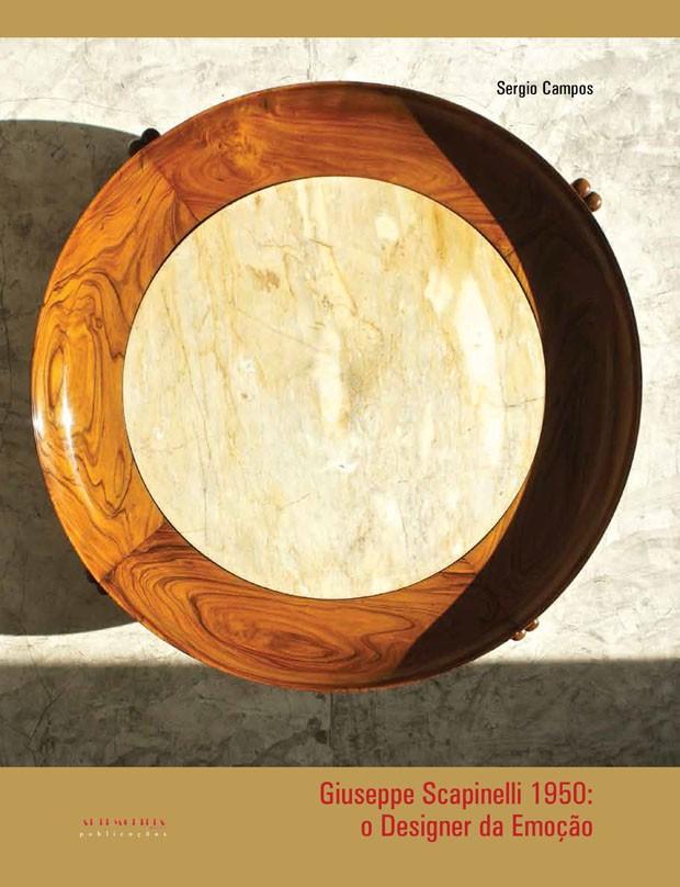 Livro ressalta a importância de Giuseppe Scapinelli para o design brasileiro