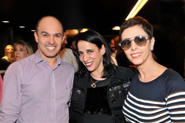 Dell Anno recebe Glória Coelho no Casa Vogue Experience