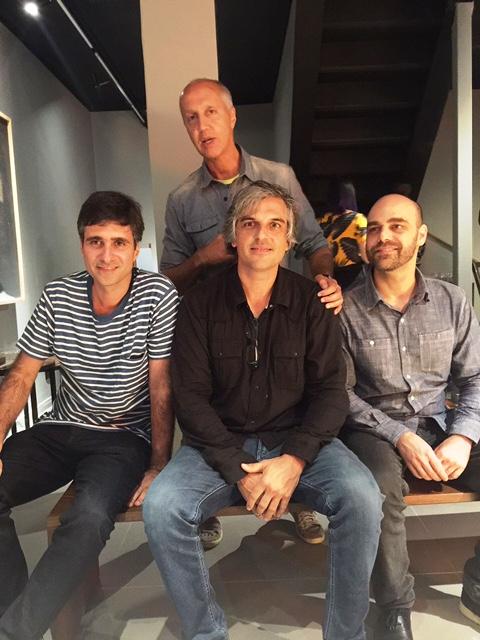 """Lançamento do livro """"Design brasileiro – luminárias"""" na Saddock 207"""