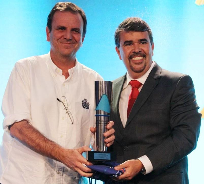 Arquiteto Luiz Paulo Conde é homenageado