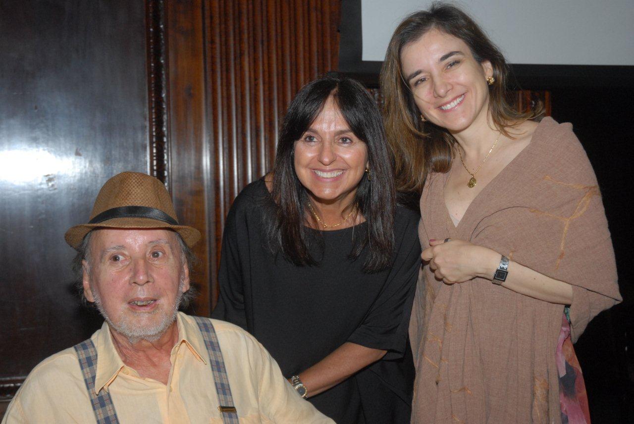 """Lançamento do livro """"Guilherme Vaz – Uma fração do infinito"""" no CCBB"""