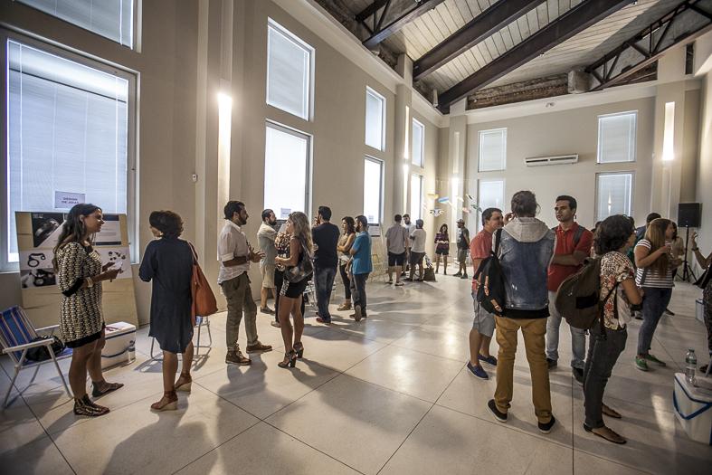 Design Degustação no IED Rio