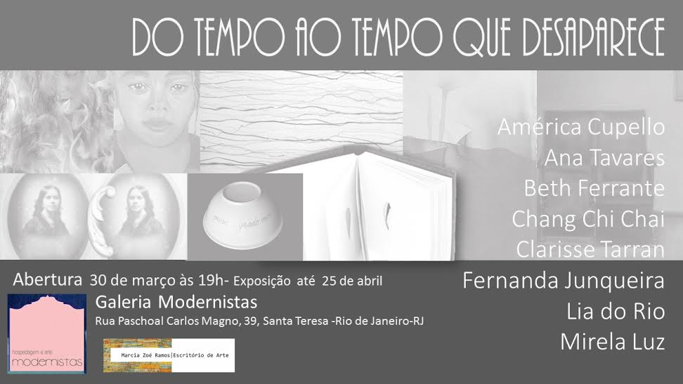 Galeria Modernistas abre exposição coletiva