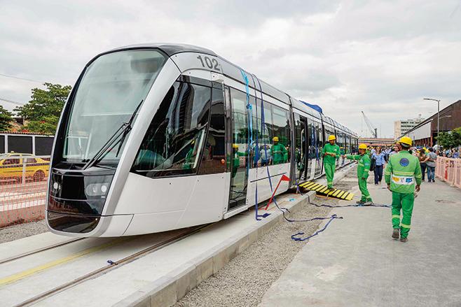 Guto Indio da Costa e seu projeto de transporte urbano