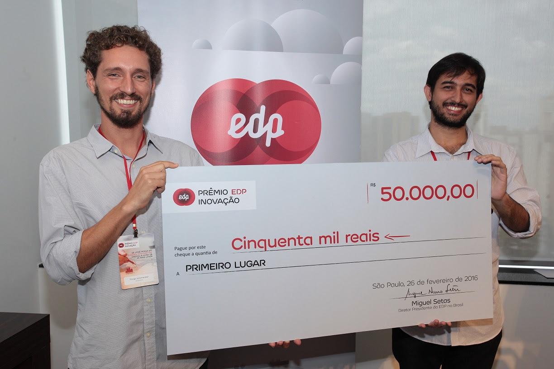 Projeto carioca ganha Prêmio EDP Inovação