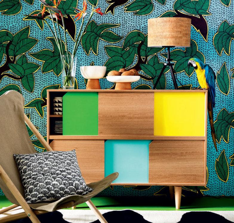 Ikea lança coleção-cápsula inspirada na exuberância brasileira
