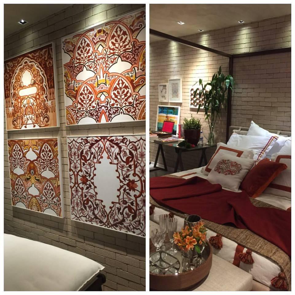 Os espaços decorados pelos profissionais cariocas na Mostra Artefacto