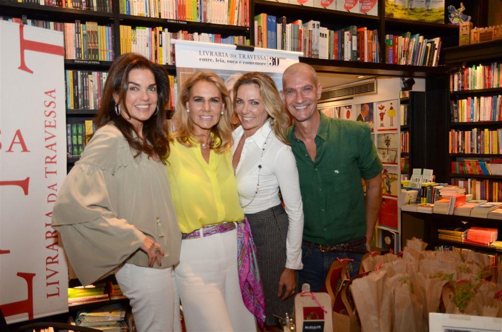 Lançamento do livro de Elisa Marcolini
