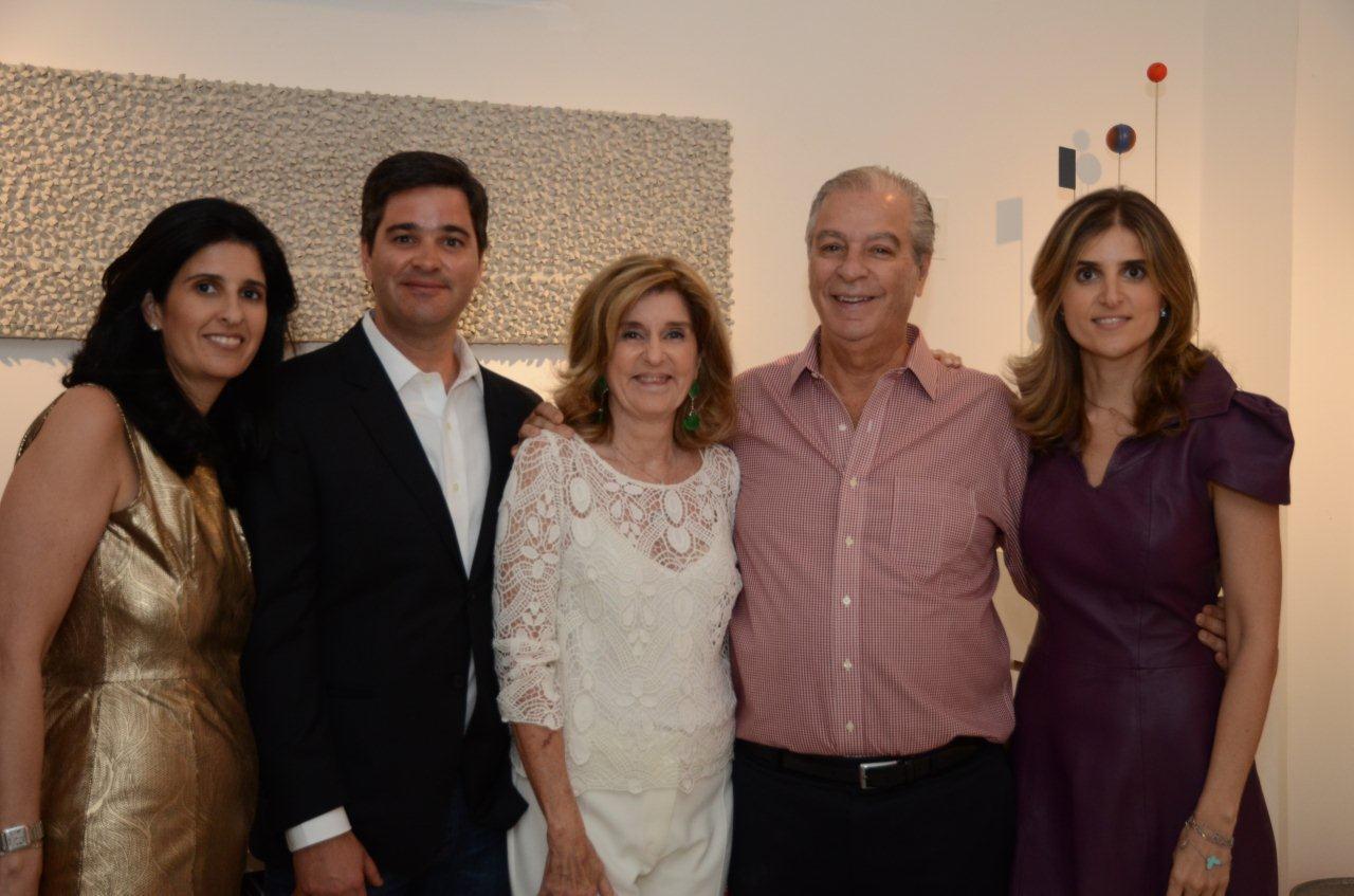 """Abertura da exposição """"Galeria Ipanema: 50 anos de arte, Parte II"""""""