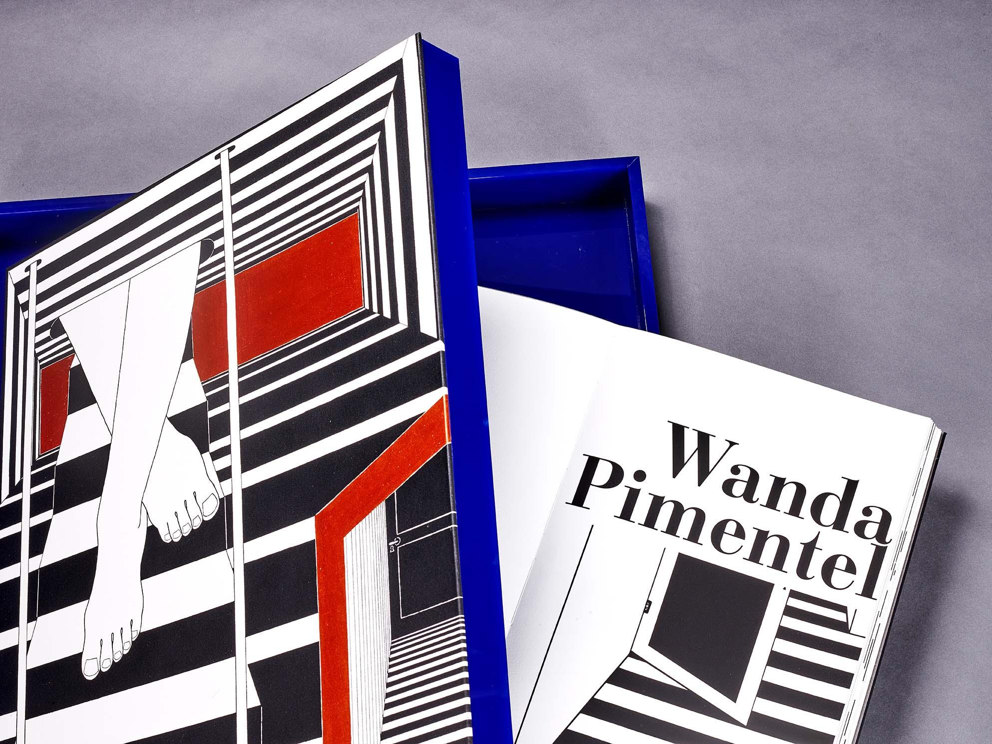 """Anita Schwartz Galeria de Arte lança o livro """"A coleção Wanda Pimentel"""" durante a SP-Arte"""