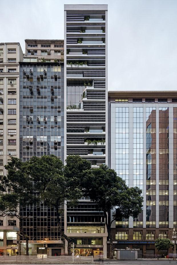 Primeiro prédio comercial com energia positiva do Brasil