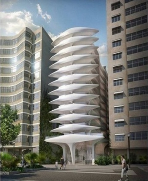 Sobre o projeto de Zaha Hadid no Rio