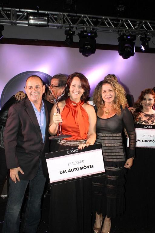 Premiação do Clube de Arquitetura e Design de Niterói (CADN)