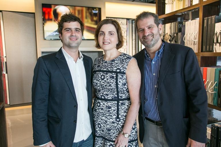 Orlean apresenta coleções e recebe convidados no showroom de Miami