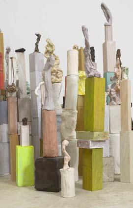 MAM abre exposição da artista Gabriela Machado