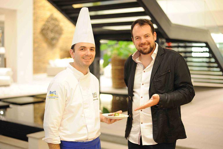 Florense do CasaShopping recebe convidados para uma experiência gastronômica com o chef Gustavo Ruffato