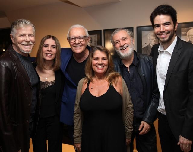 Teatro Cesgranrio é inaugurado pela segunda vez