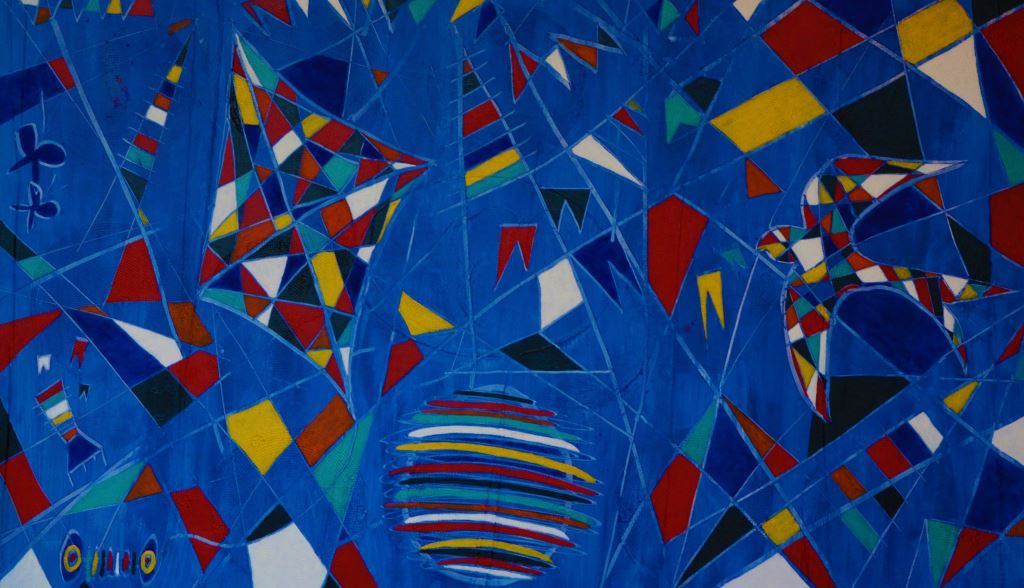 Galeria Artã inaugura com mostra individual de Patricia Secco