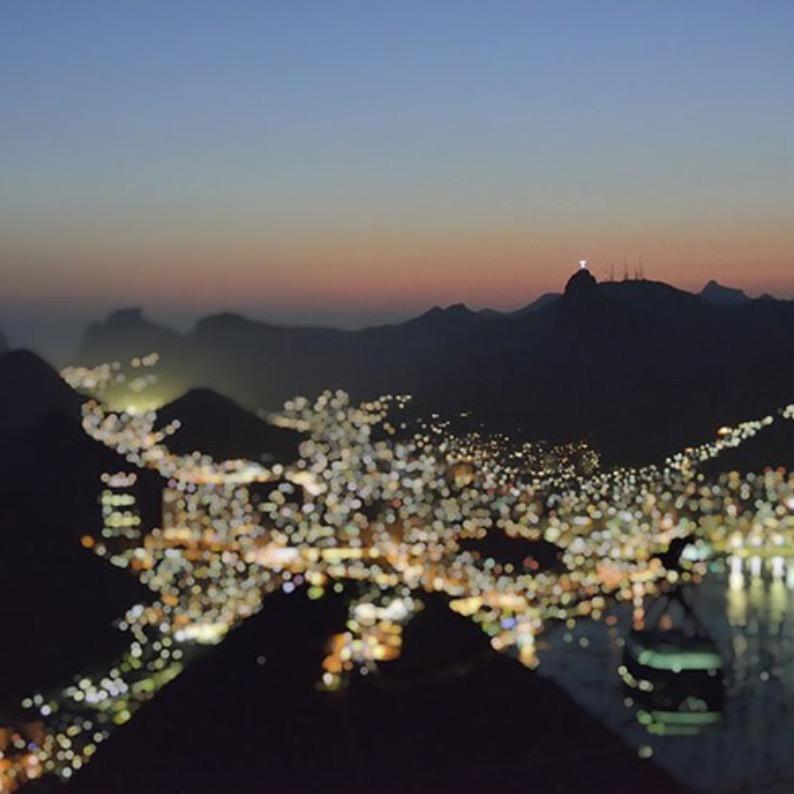 Exposição de Claudio Edinger revela a beleza e a poesia do Rio de janeiro
