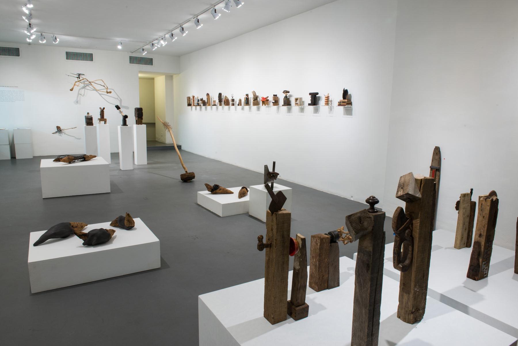 """Abertura da exposição """"Primeira Matéria"""" de Analu Nabuco"""
