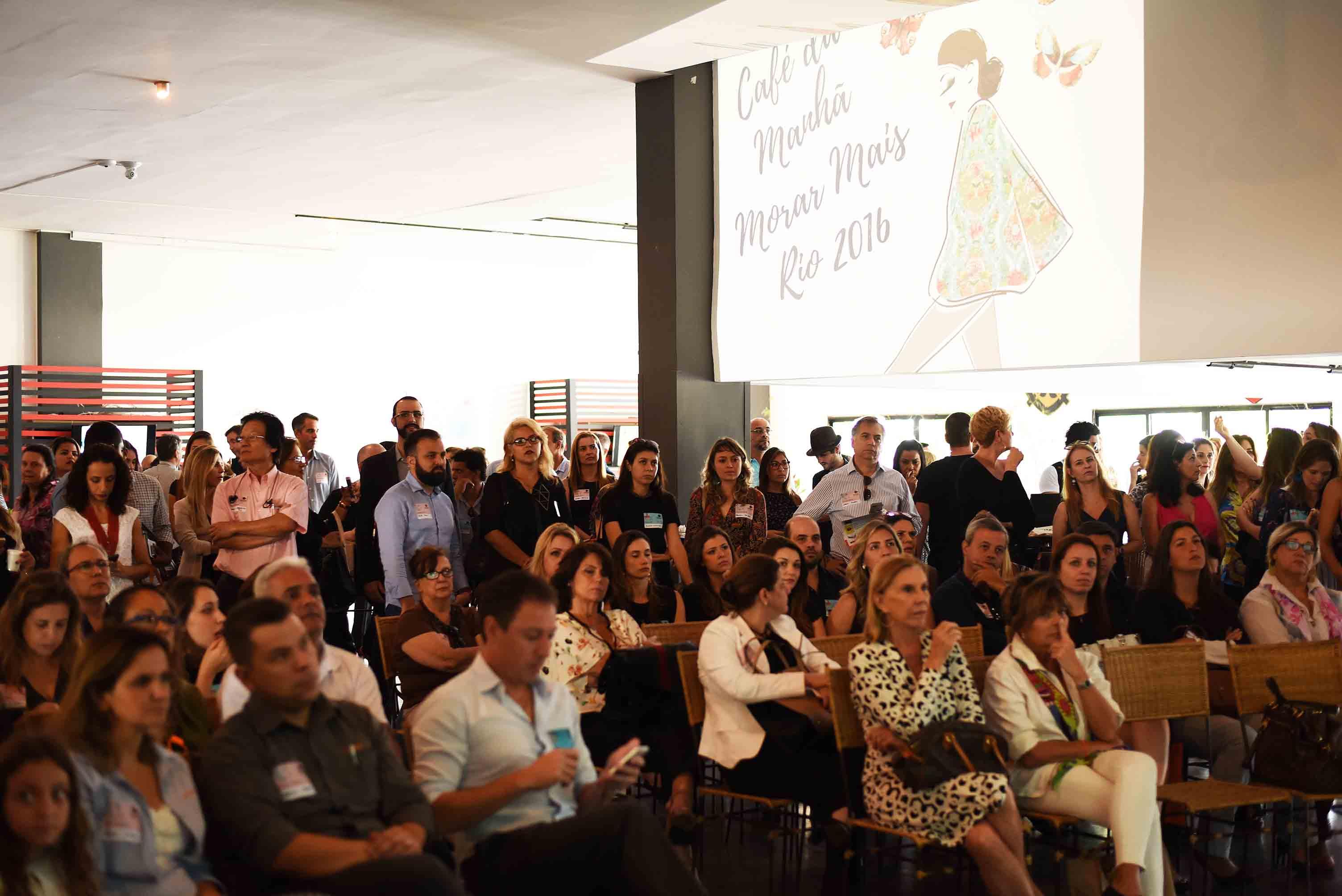 Café da Manhã da 13ª edição carioca da Mora Mais por Menos