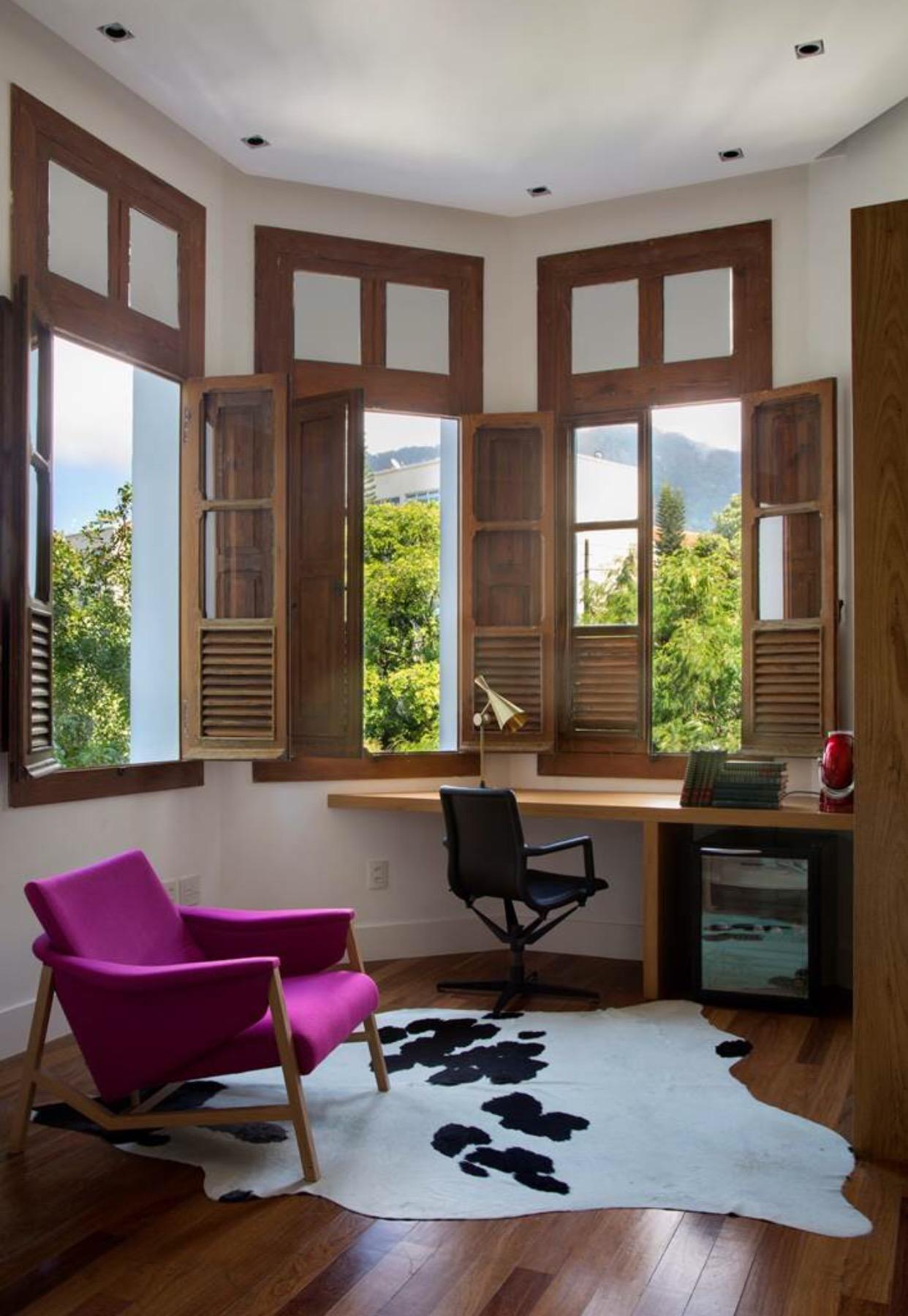 Hospedagem com arte e design no hotel boutique Casa Marques, em Santa Teresa.