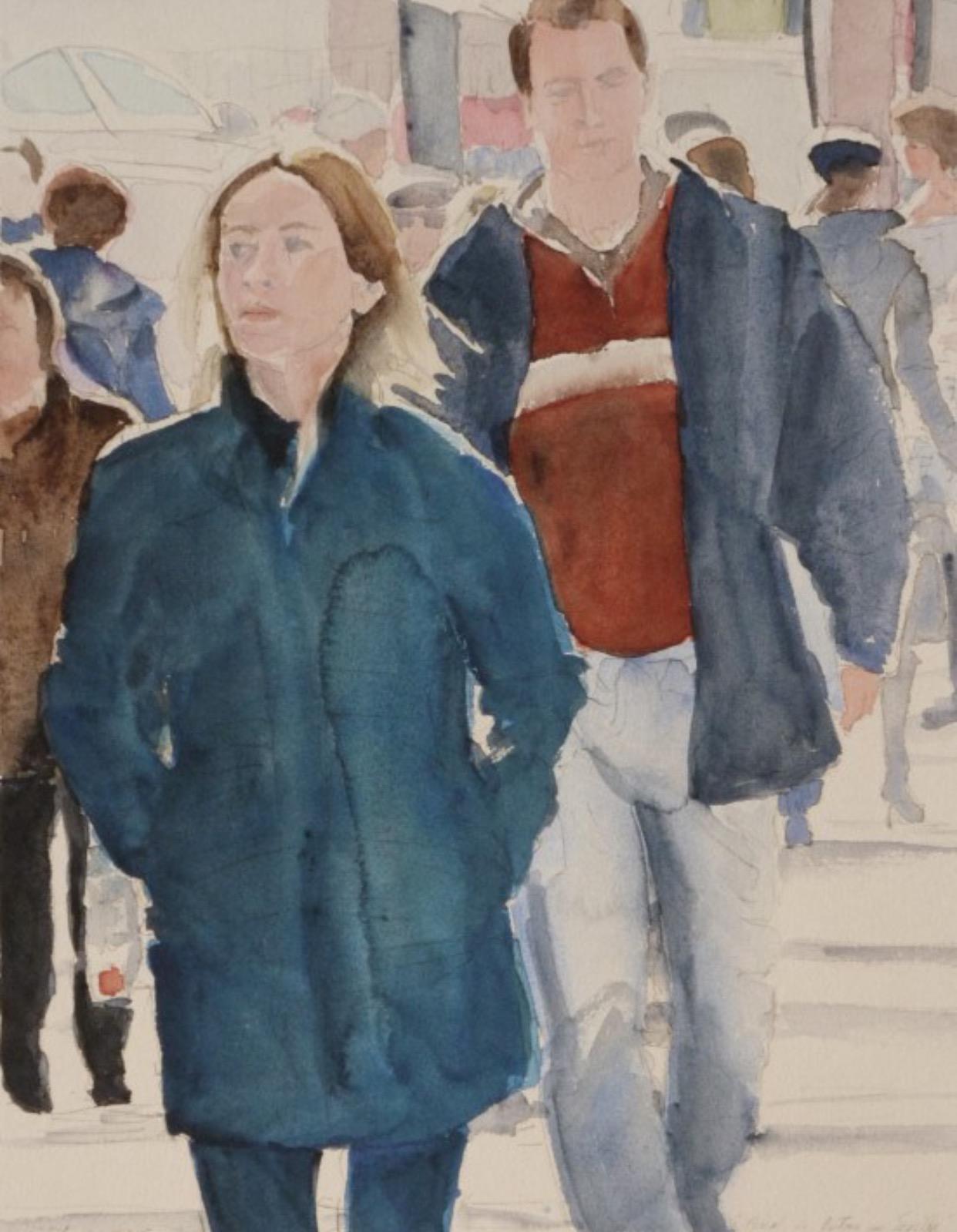 """John Nicholson apresenta a exposição """"Cores da Europa"""" na Galeria Patricia Costa"""