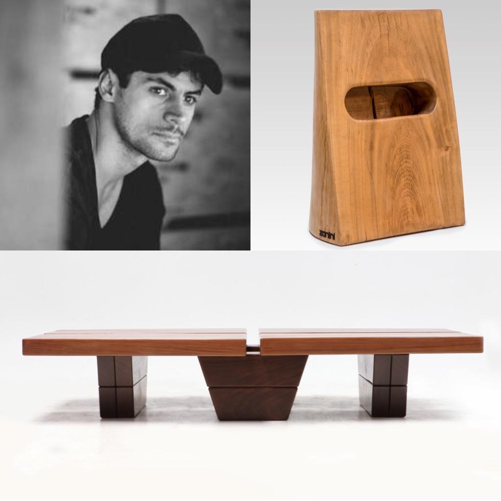 Exposição individual do designer Zanini de Zanine