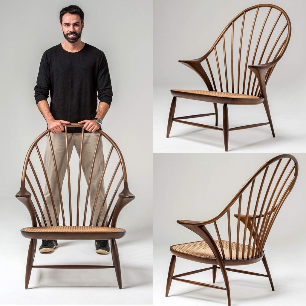 O designer Jorge Elmor estreia na Novo Ambiente
