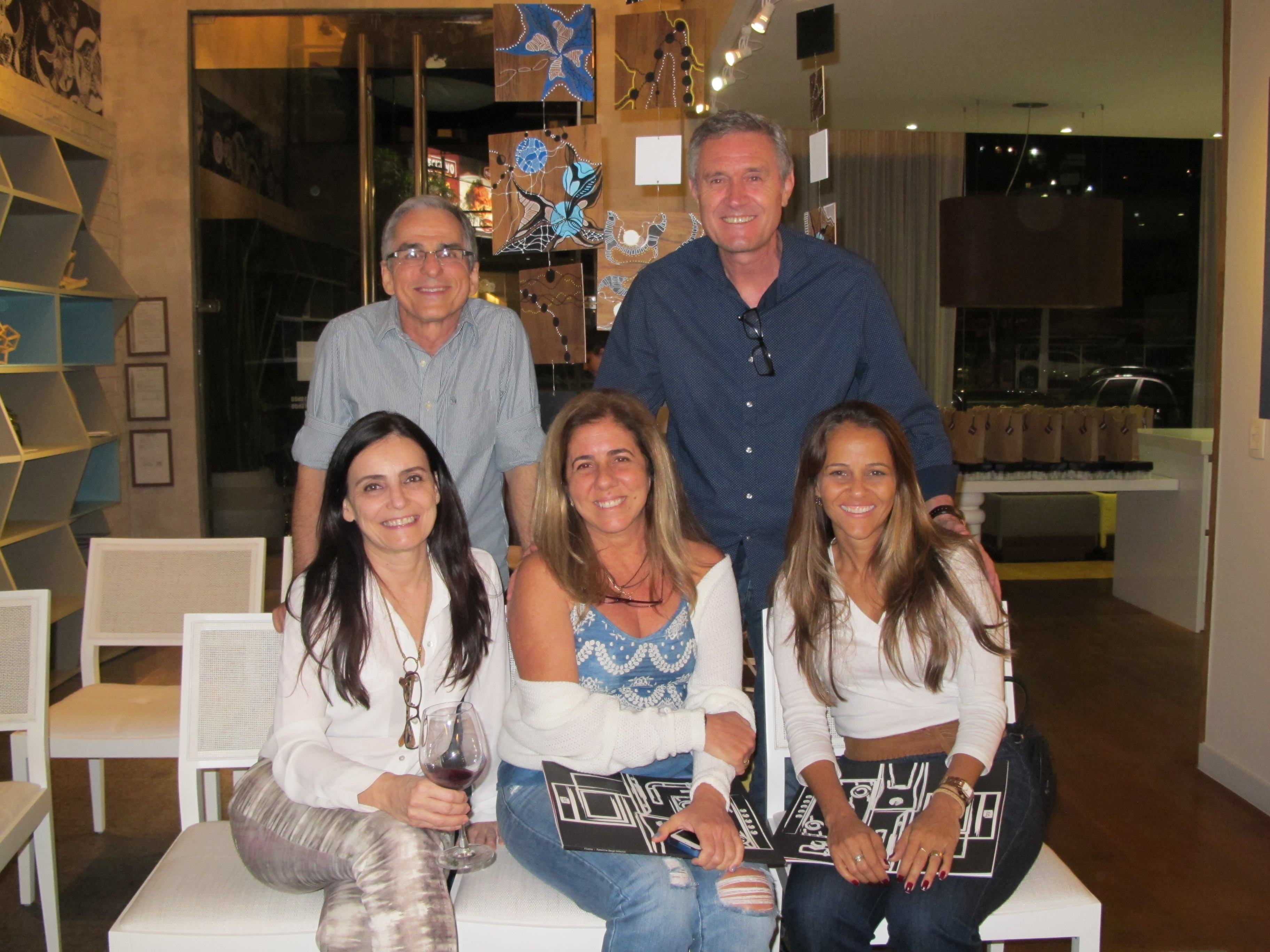 Florense Niterói recebe profissionais para workshop e degustação