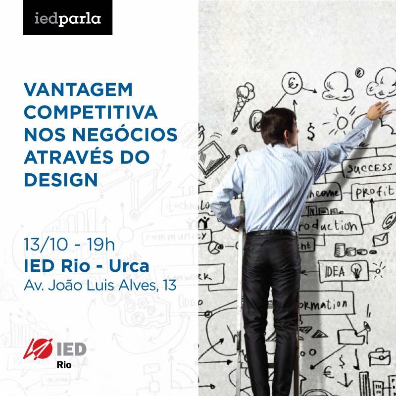 Design e negócio no IED