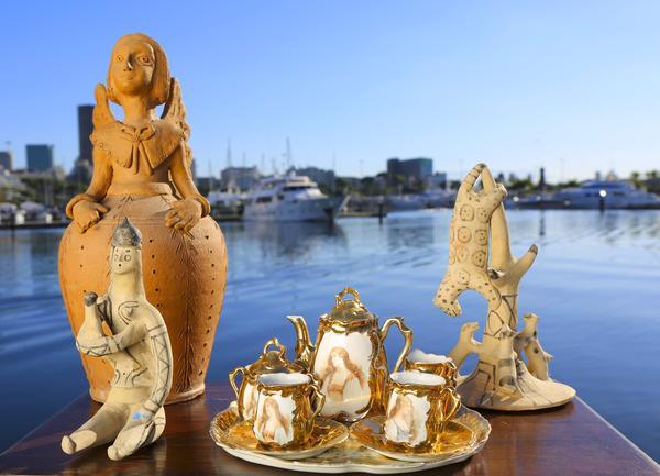 Marina da Glória terá feira de antiguidades
