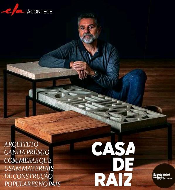 Prêmio para Ivan Rezende