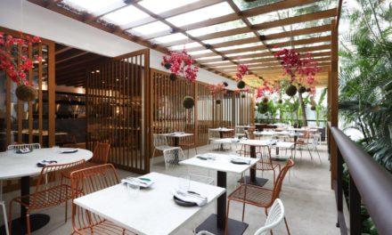 RCB Arquitetura assina novo restaurante de Felipe Bronze