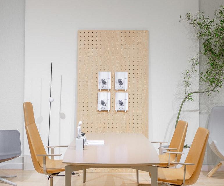 Sofisticação e minimalismo na cadeira Ayra