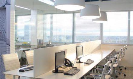 Mobiliário pensado para coworking e home-office