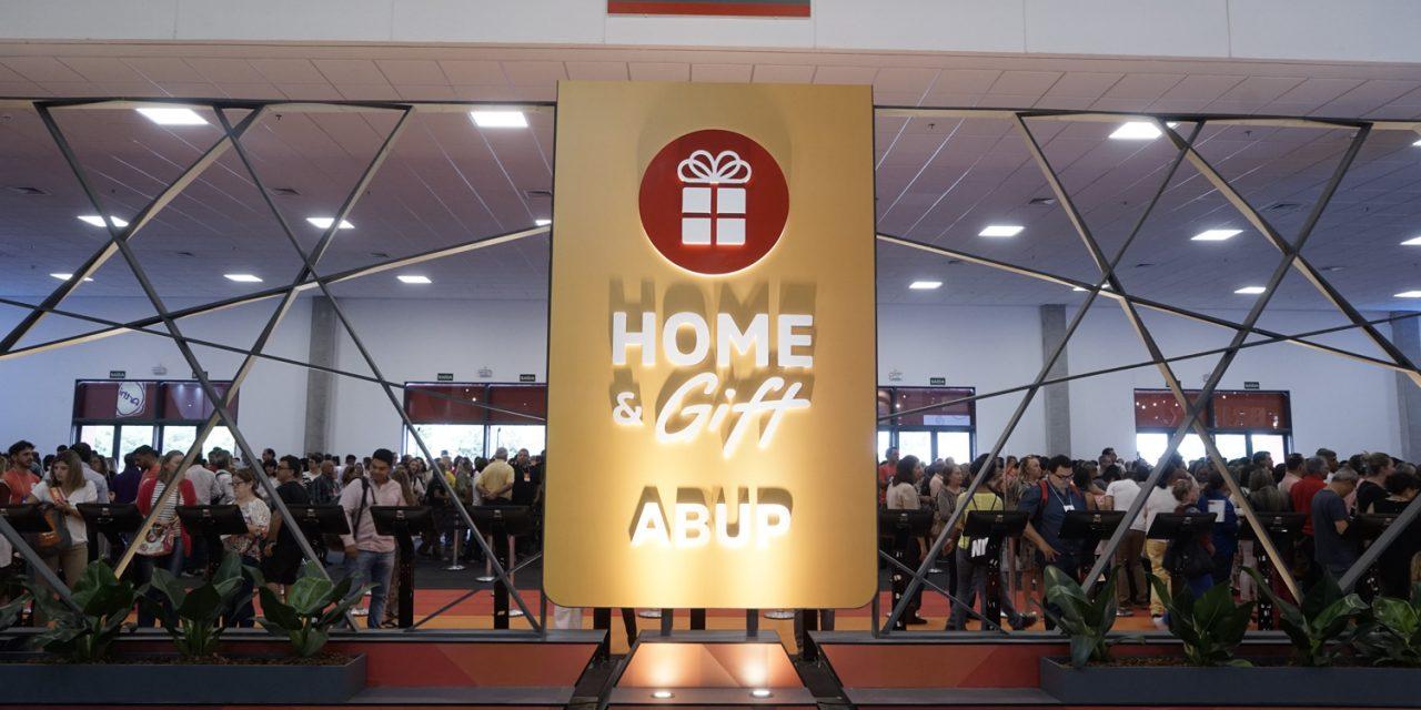 A 38ª edição da Abup Home & Gift termina hoje