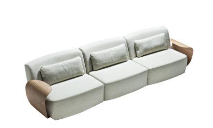 Tecline lança sofá assinado por Ronald Sasson