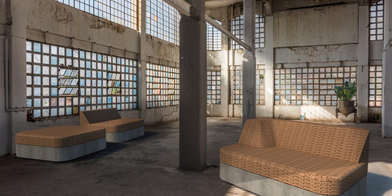 L'oeil lança com exclusividade linha outdoor com design Plantar Ideias na SP-Arte 2019