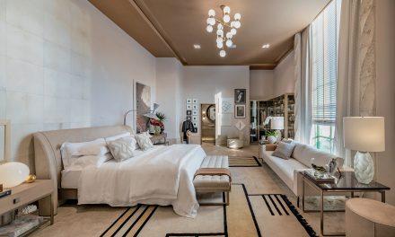 A elegância da Suite Blush do paulista Bruno Carvalho na Casa Cor SP