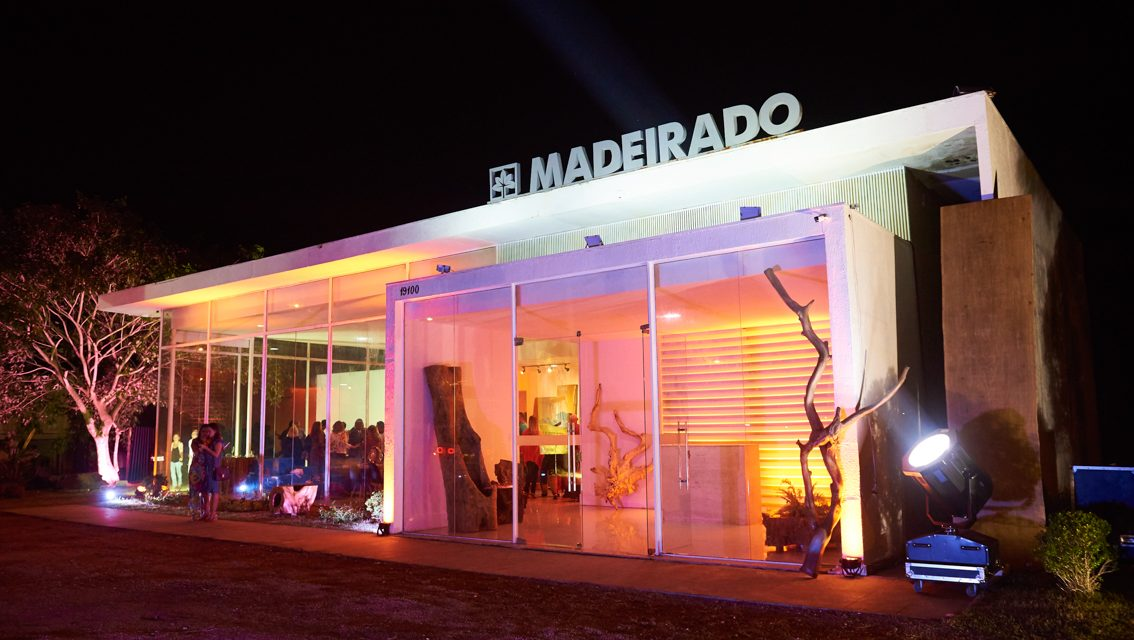 A inauguração da Madeirado no Rio de Janeiro