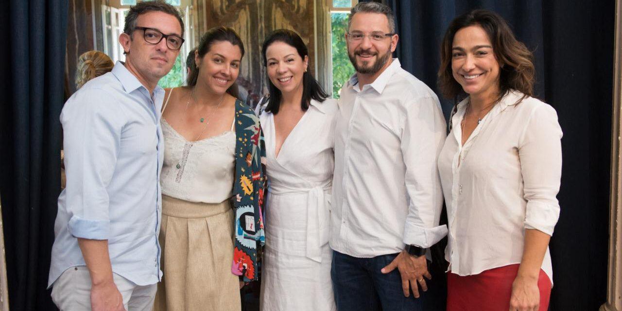 Sherwin-Williams reuniu profissionais da Arquitetura e Decoração de Interiores do Rio de Janeiro no evento Colormix Tendência de Cores 2019