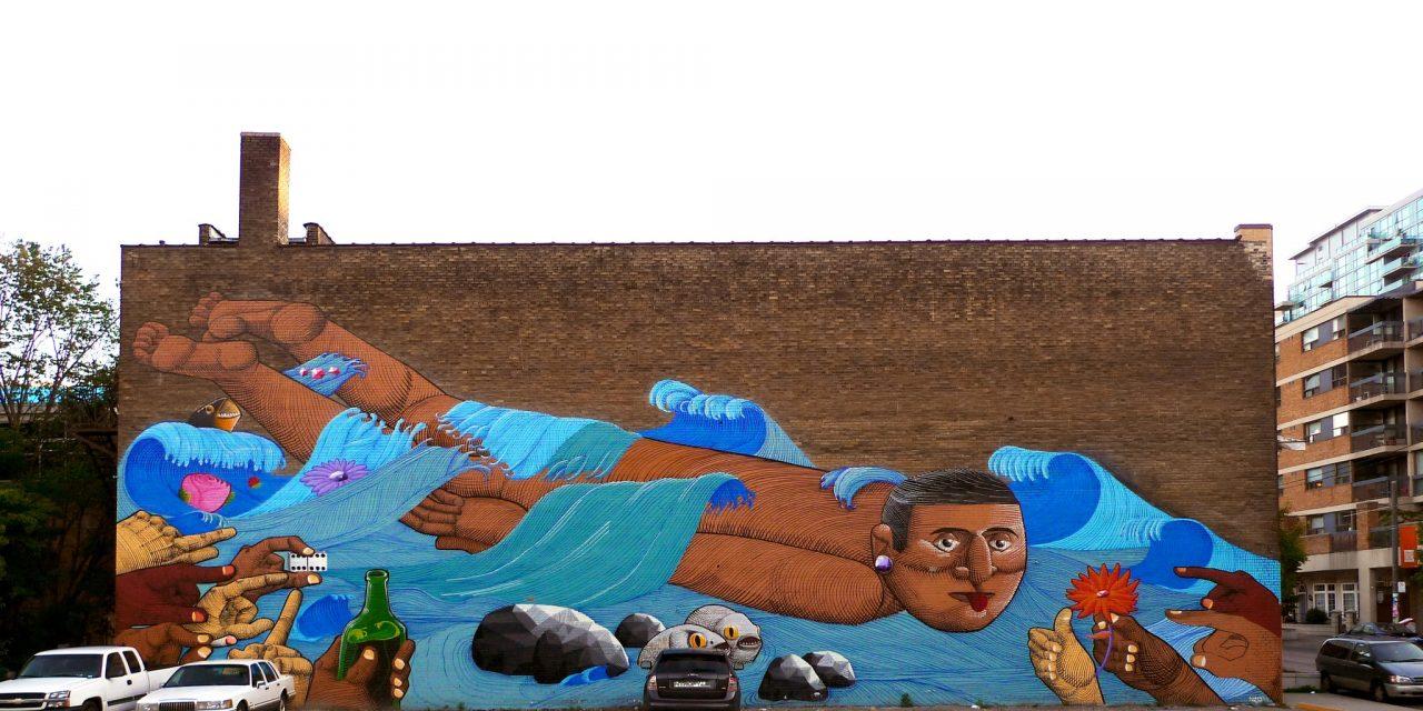 O paulistano Nunca faz sua primeira mostra no Brasil, na Galeria Kogan Amaro