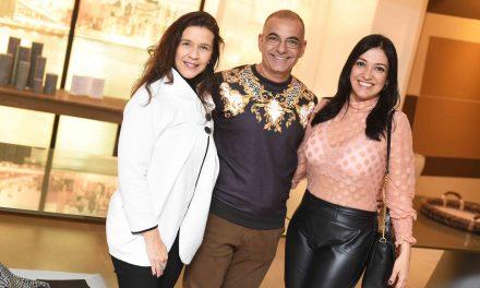 Lançamento da coleção de pedras exóticas da Artec Design, na Artefacto Rio de Janeiro