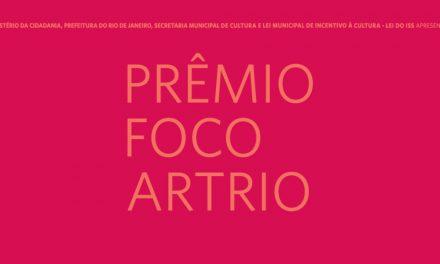 Últimos dias para inscrições no Prêmio FOCO ArtRio