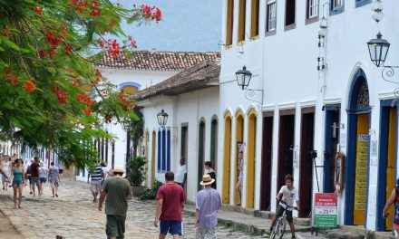 Paraty é candidata a Patrimônio Mundial da Unesco