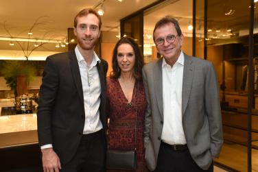 Ornare:  evento de lançamento da coleção West East no Brasil