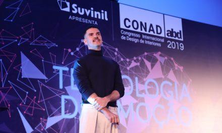 Design Weekend: O designer Guto Requena faz palestra sobre a tecnologia da emoção.