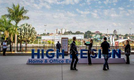 High Design – Home & Office Expo entra no quarto ano com espaço ampliado no São Paulo Expo