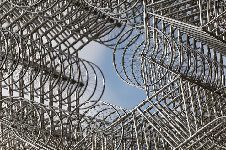 A exposição do artista Chinês Ai Weiwei chega ao Rio de Janeiro